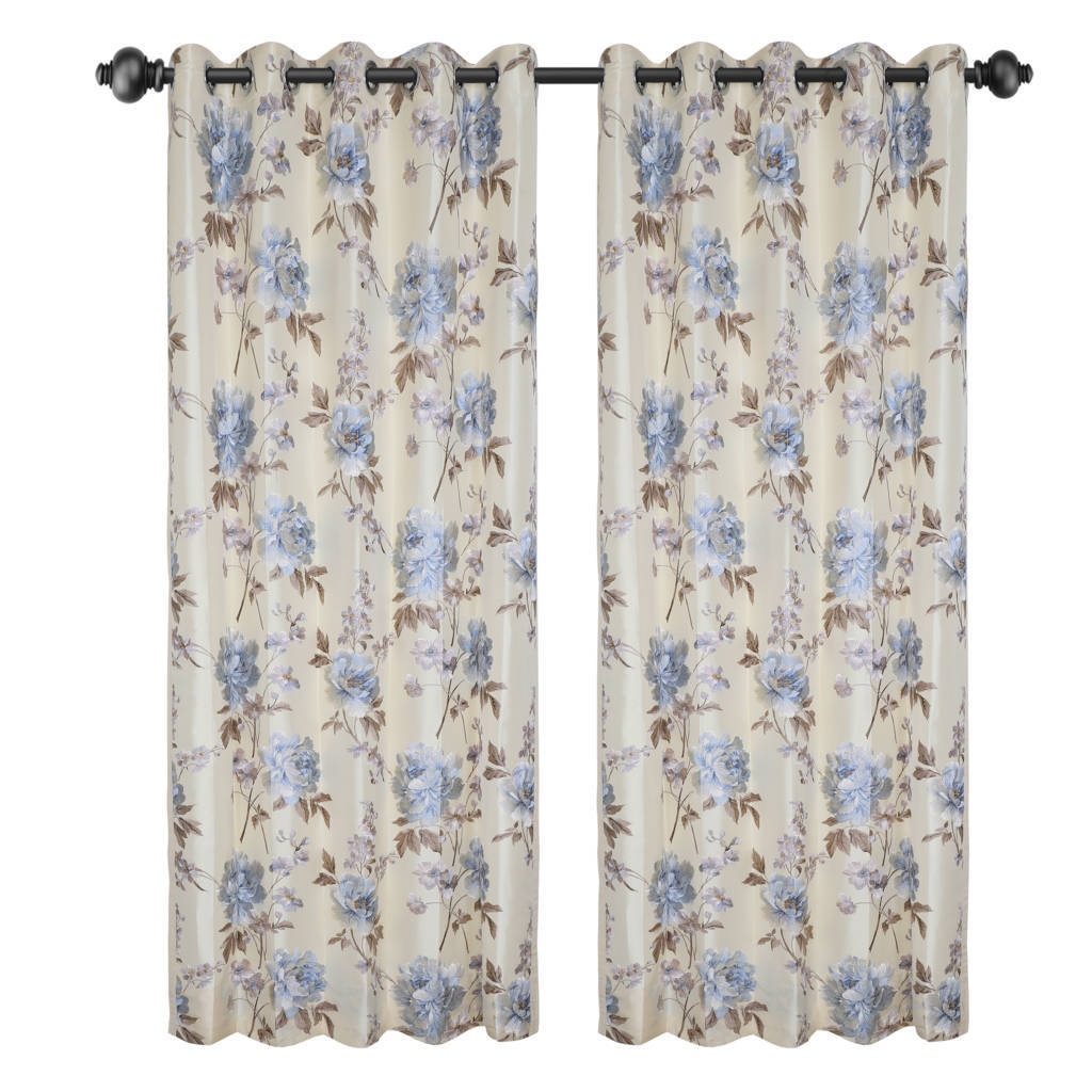 Flower Blossom Curtains1