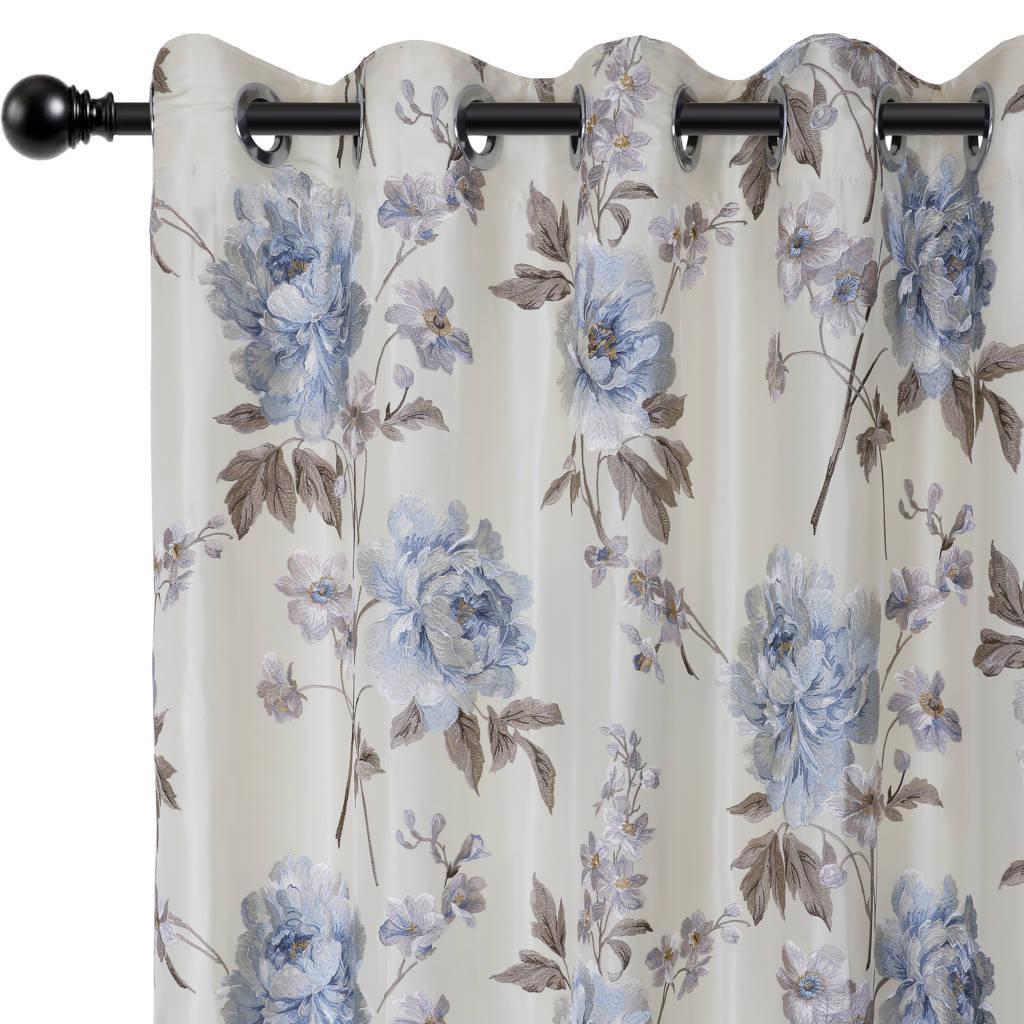 Flower Blossom Curtains12